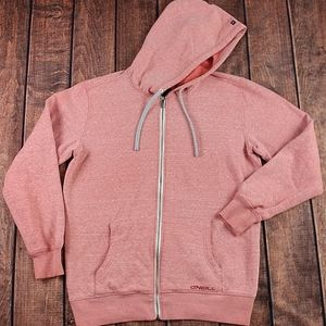 O'NEILL NWOT full zip hoodie with pockets